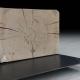 Étagère murale FORREST - Mobilier / meuble industriel bois métal