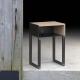 Console ALBURY - Mobilier meuble loft néo vintage
