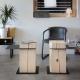 Cube TAO - Mobilier / meuble bois métal